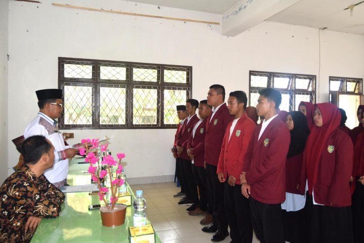 Pelantikan Senat Mahasiswa Priode 2019/2020