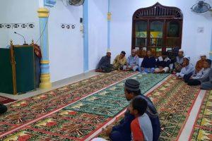 """Kegiatan Safari Ramadhan 1442 H / 2021 M, Pimpinan & Pegawai STAI """"UISU"""" Pematangsiantar di Nagori Bahliran"""